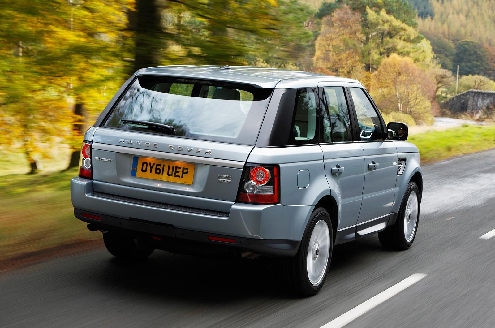 range rover sport 2005 2013 review autocar. Black Bedroom Furniture Sets. Home Design Ideas