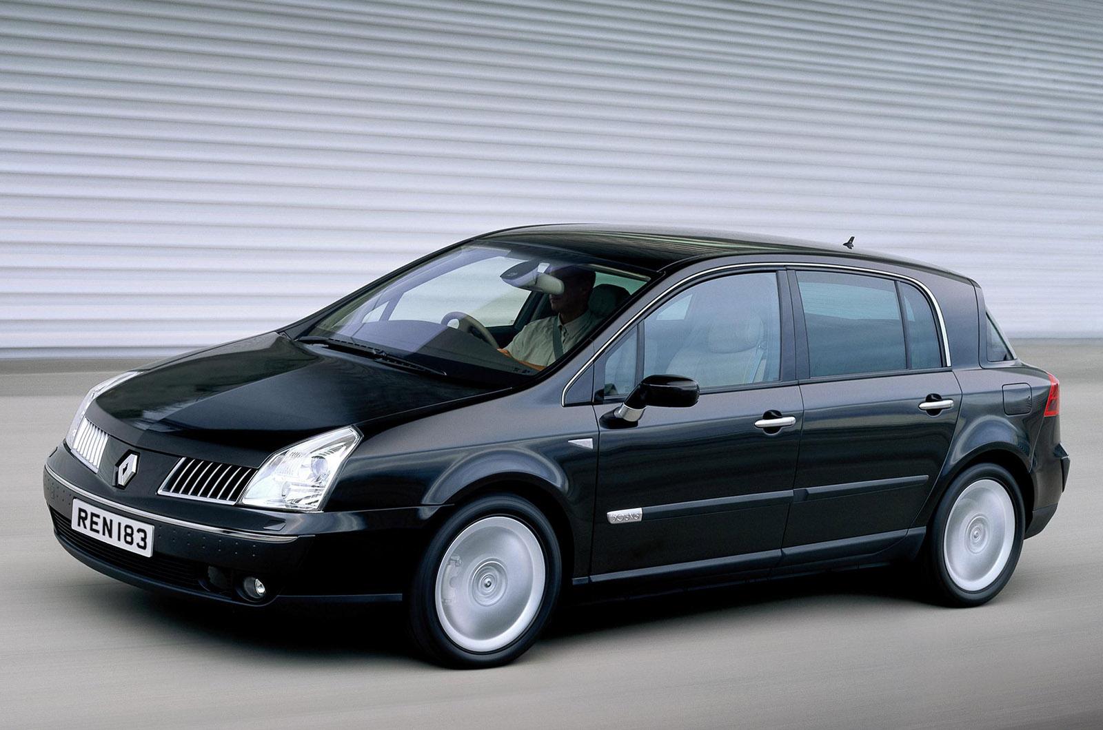 Renault Drops Mercedes Based Luxury Car Plans Autocar