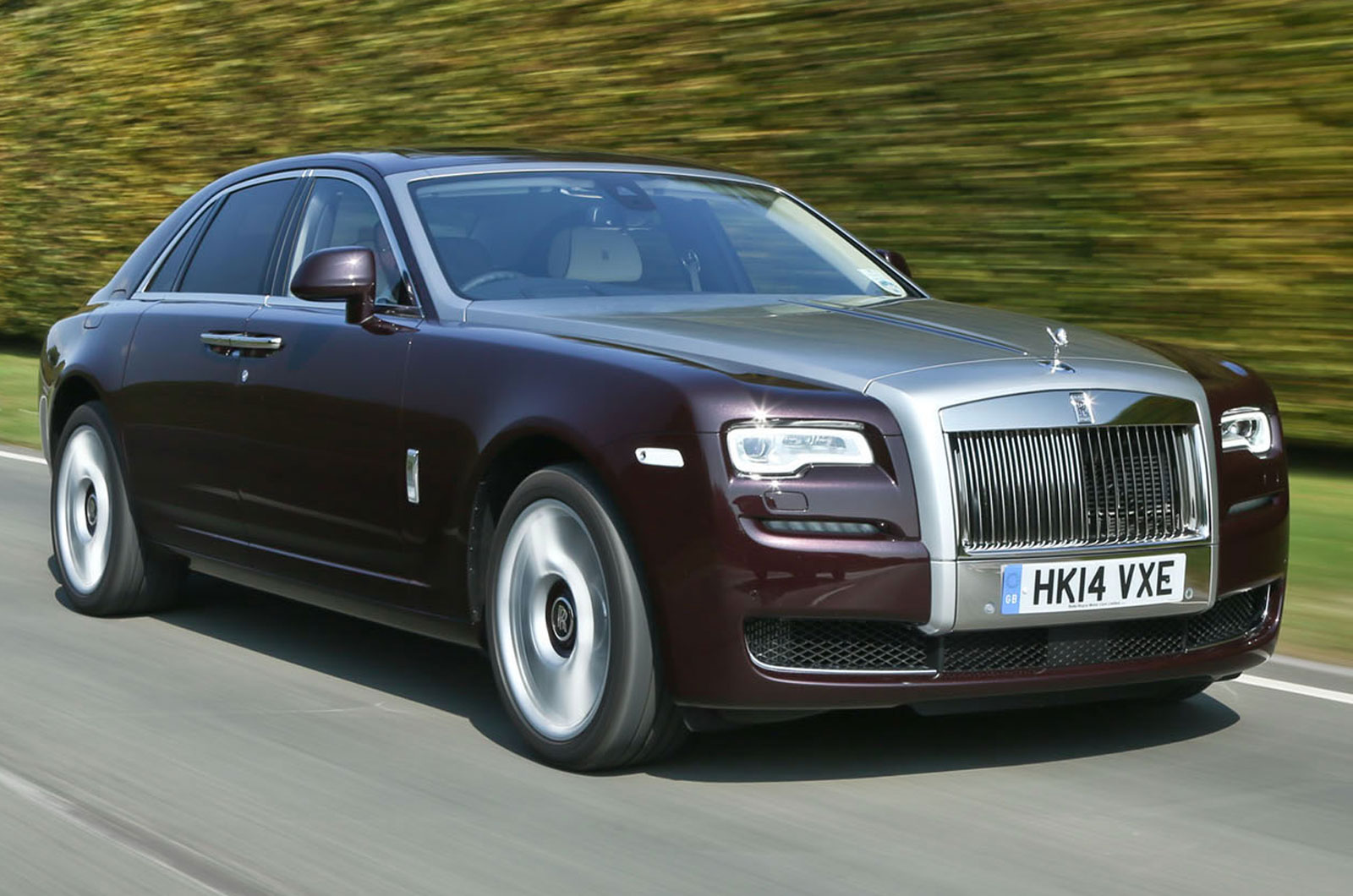rolls royce ghost series ii first drive review. Black Bedroom Furniture Sets. Home Design Ideas