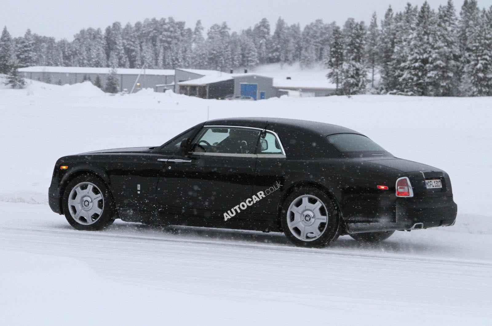 Geneva motor show 2012 rolls royce phantom autocar for Rolls royce phantom motor