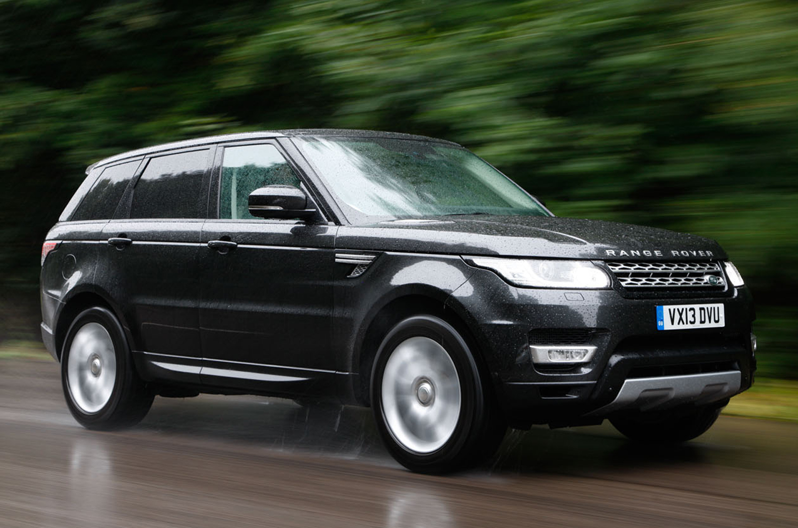range rover sport review autocar. Black Bedroom Furniture Sets. Home Design Ideas