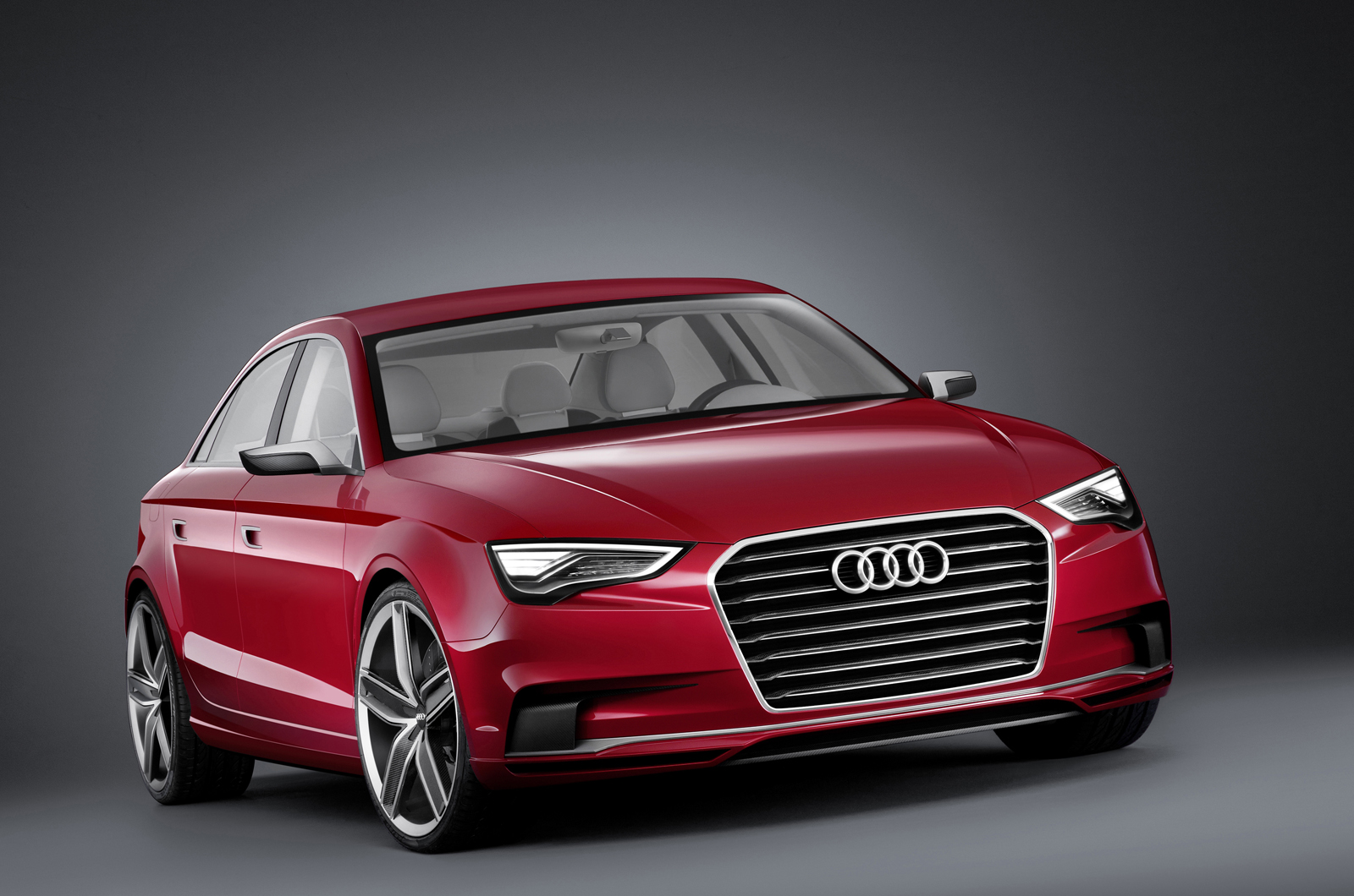 Shanghai motor show 2013: Audi S3 saloon   Autocar