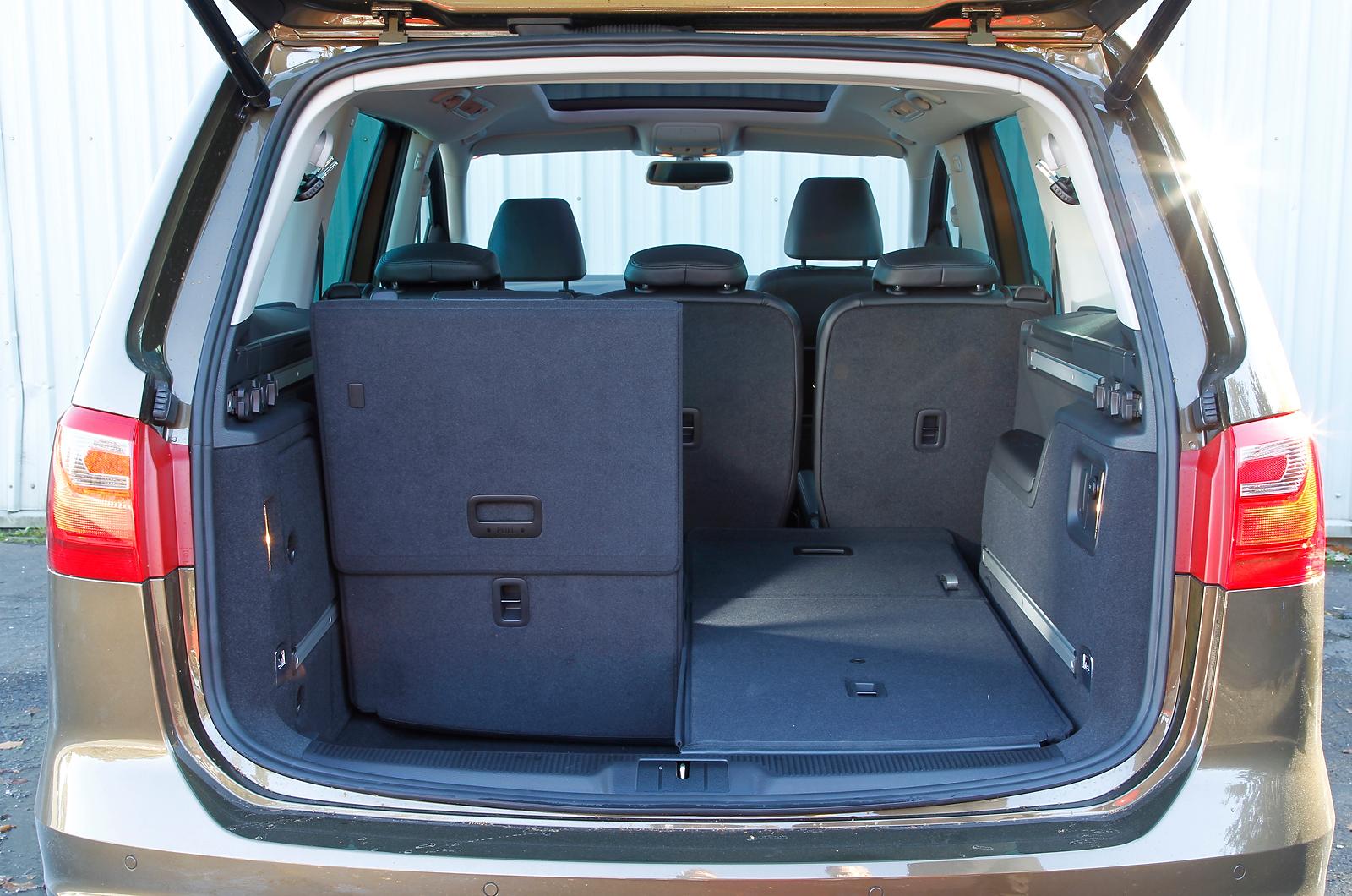 seat alhambra review autocar. Black Bedroom Furniture Sets. Home Design Ideas