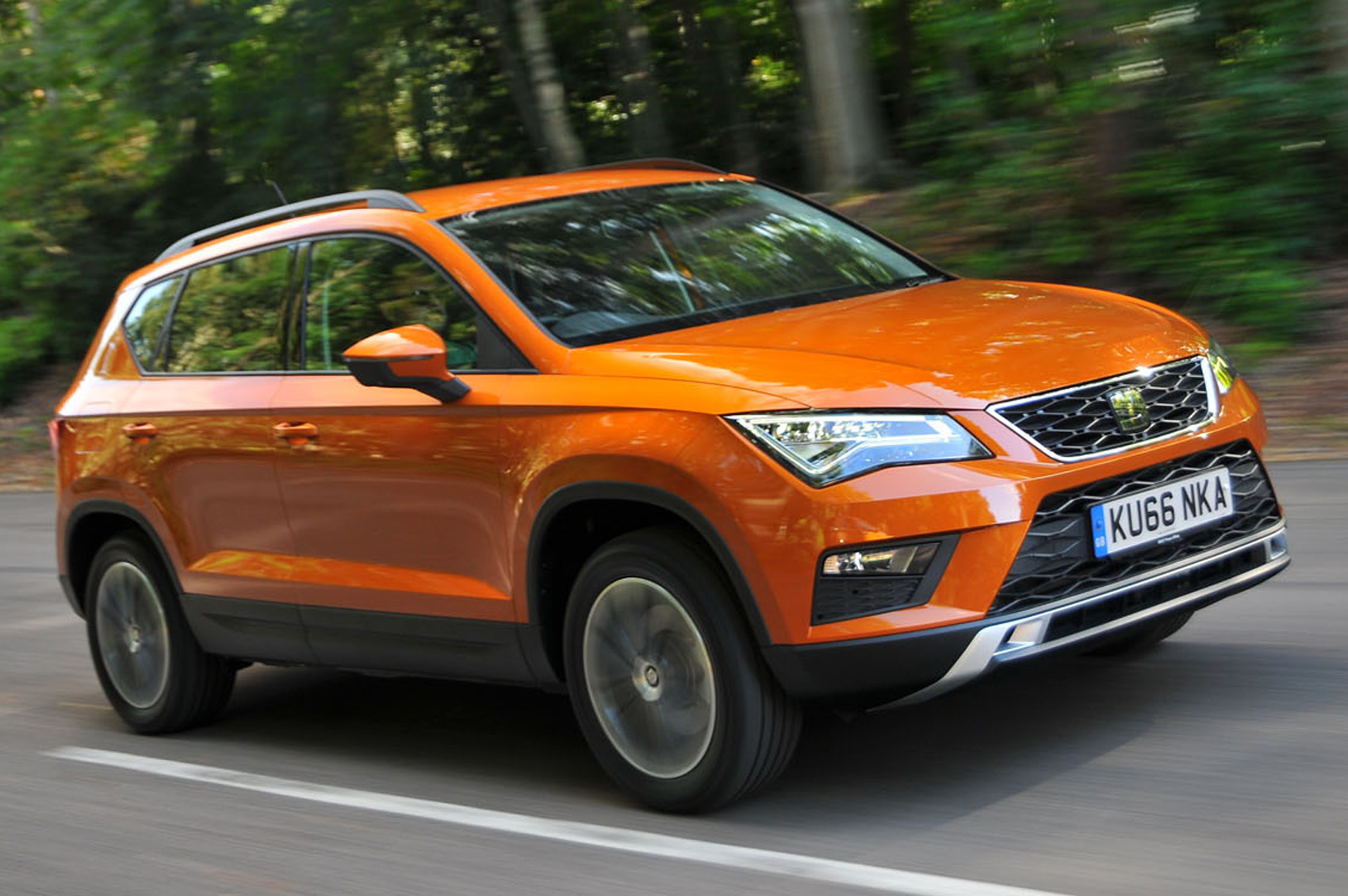 Seat Ateca Review (2020) | Autocar