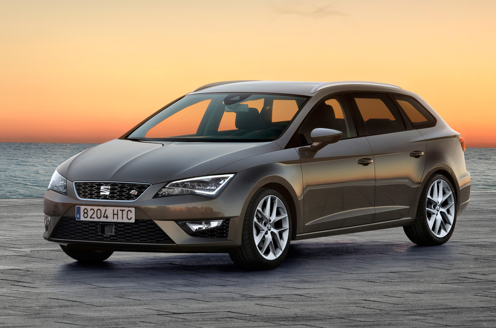 seat leon st review autocar. Black Bedroom Furniture Sets. Home Design Ideas