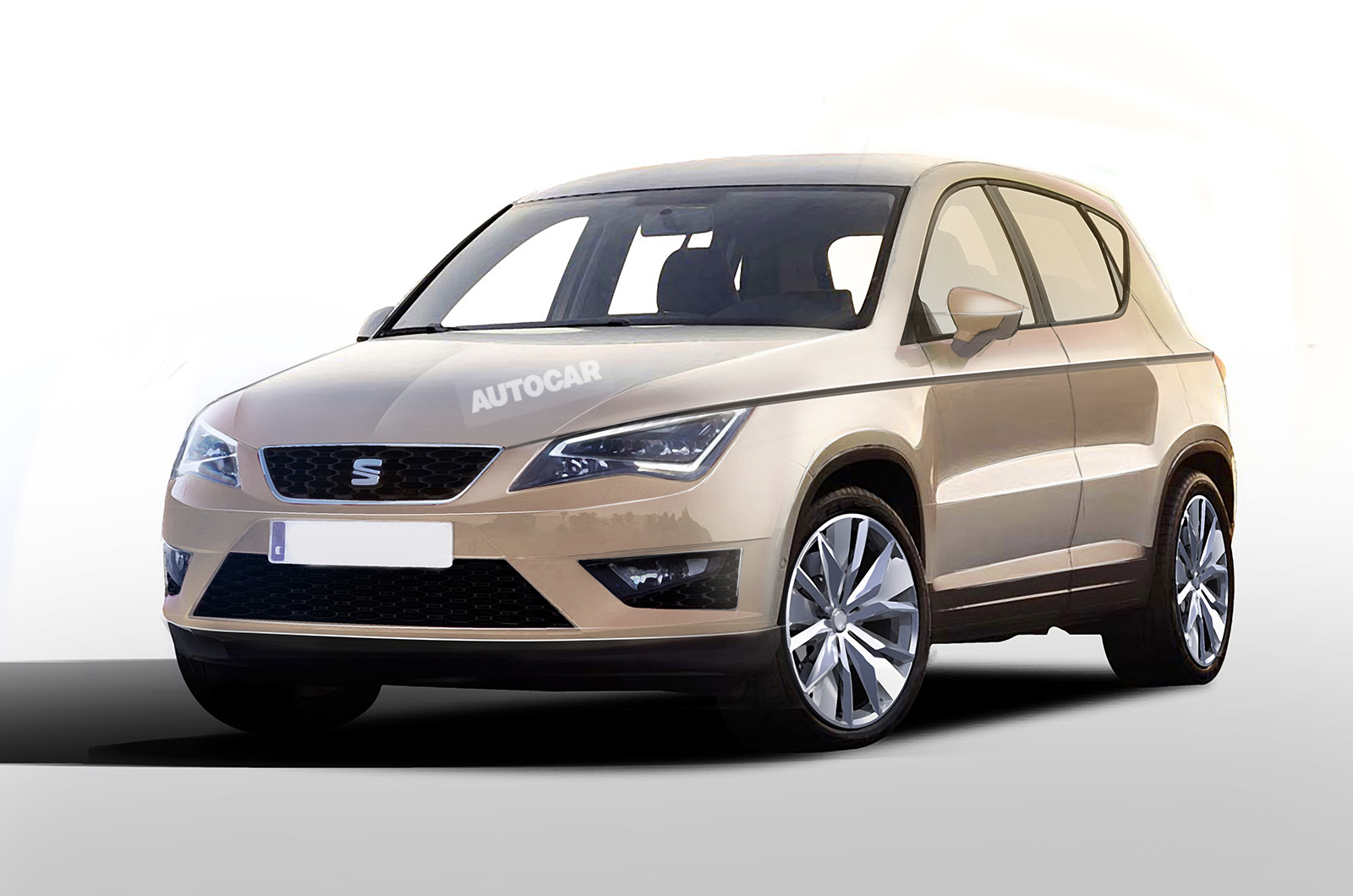 new seat suv to be built by skoda. Black Bedroom Furniture Sets. Home Design Ideas