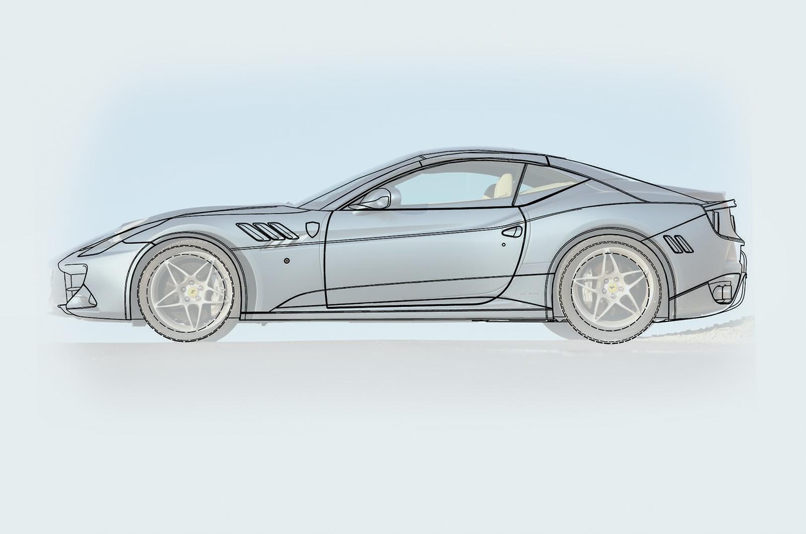 [Ferrari] Modèles uniques / One Off - MàJ : F12 TRS Side-cali
