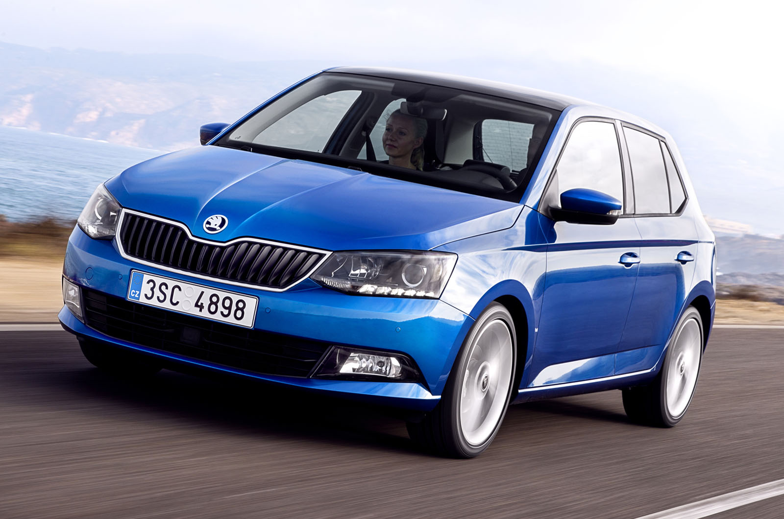 2014 skoda fabia 1 4 tdi se first drive review autocar. Black Bedroom Furniture Sets. Home Design Ideas