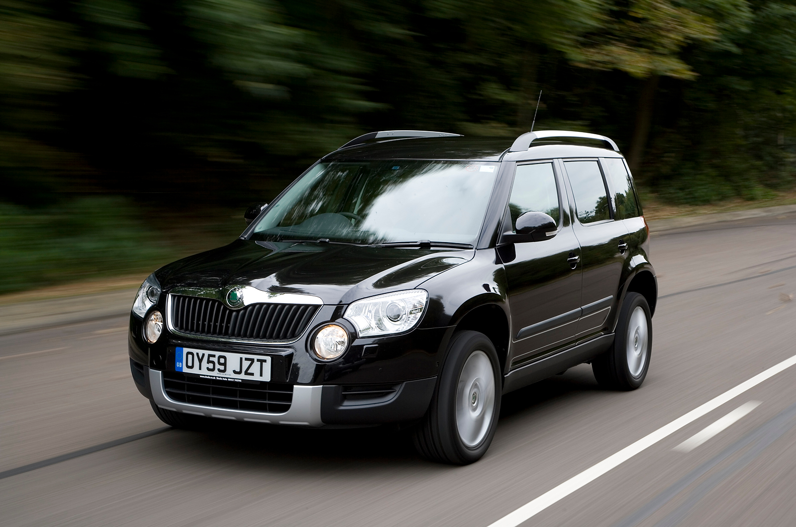 skoda yeti review autocar. Black Bedroom Furniture Sets. Home Design Ideas