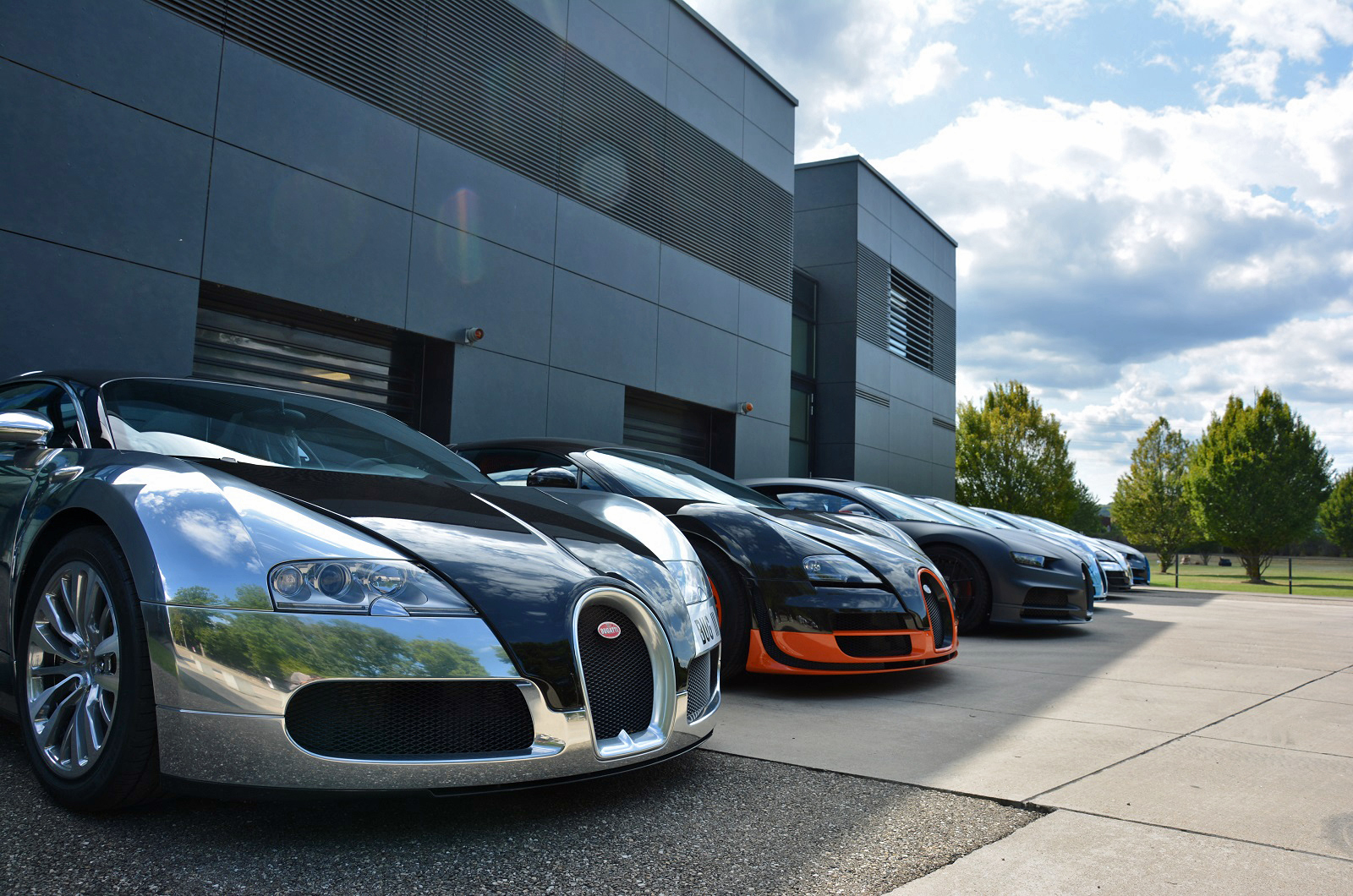 For a long time, it looked like Bugatti would never get the chance to celebrate its 110th birthday.