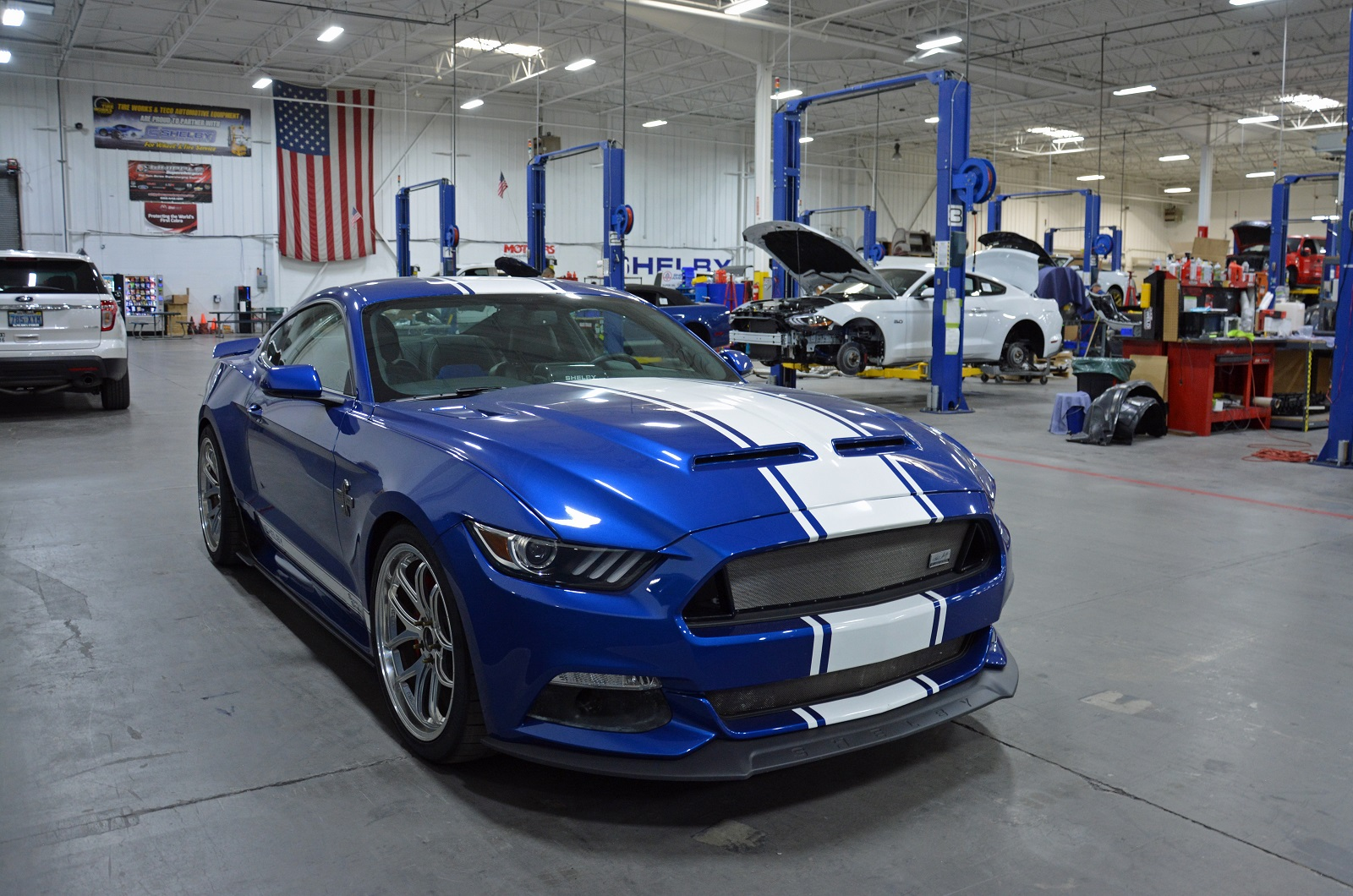 Carroll Shelby's legacy extends far beyond Hollywood.