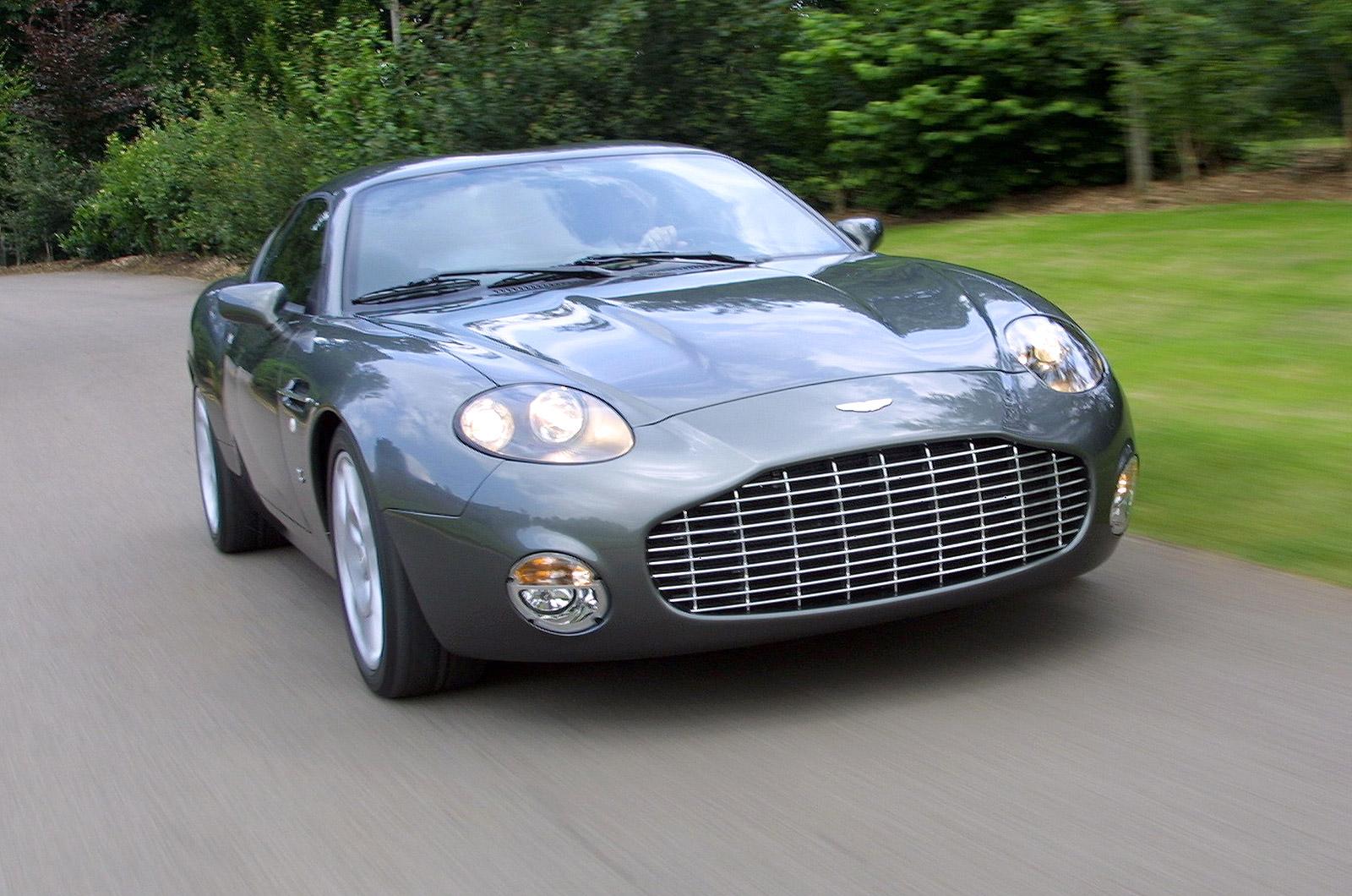60 years of striking Aston Martin Zagatos | Autocar