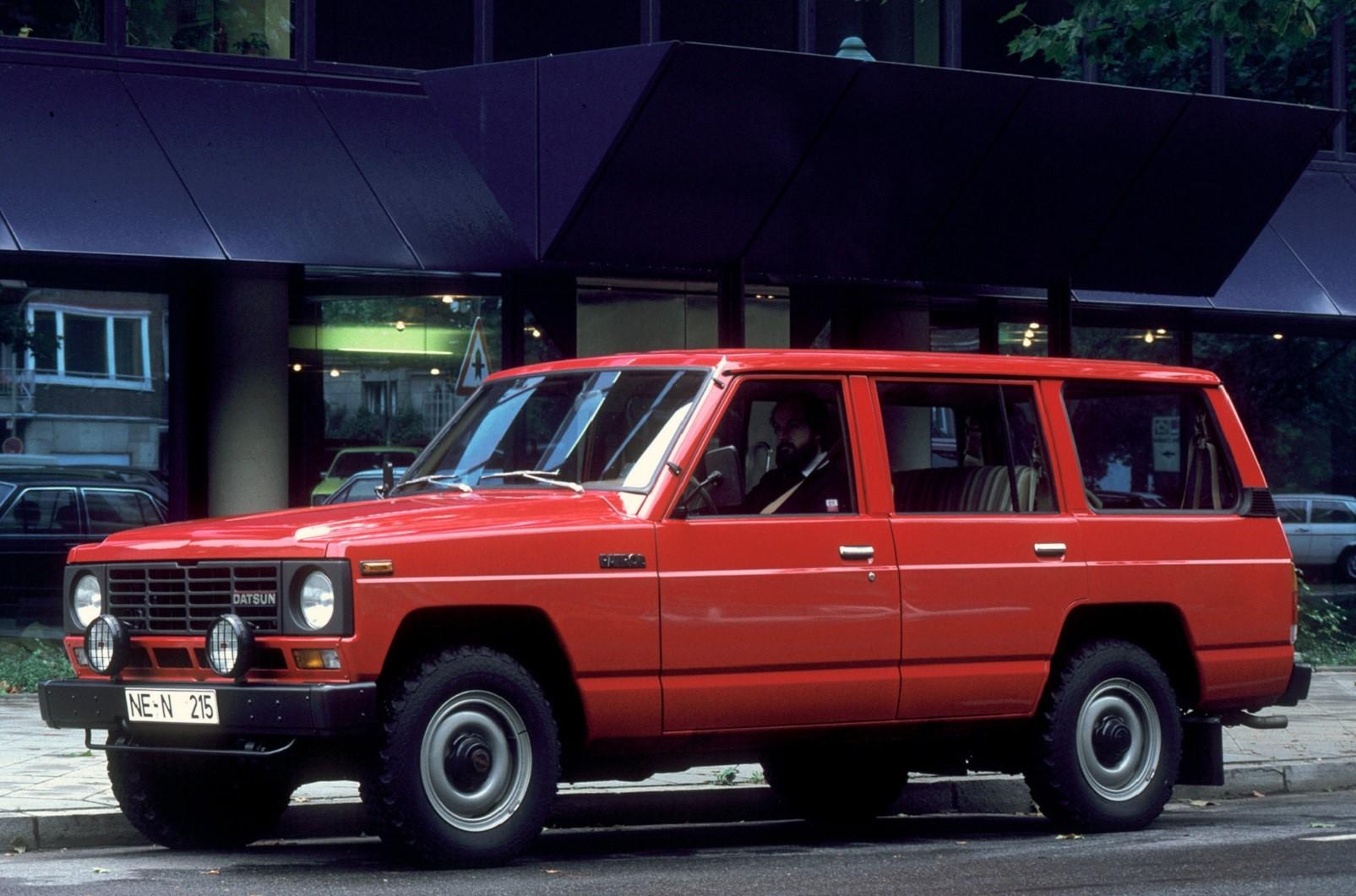 19 Suvs On The Verge Of Classic Status Autocar