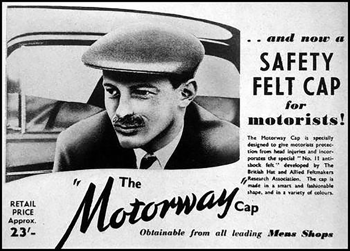 Motorists take safety, comfort and reliability for granted nowadays.