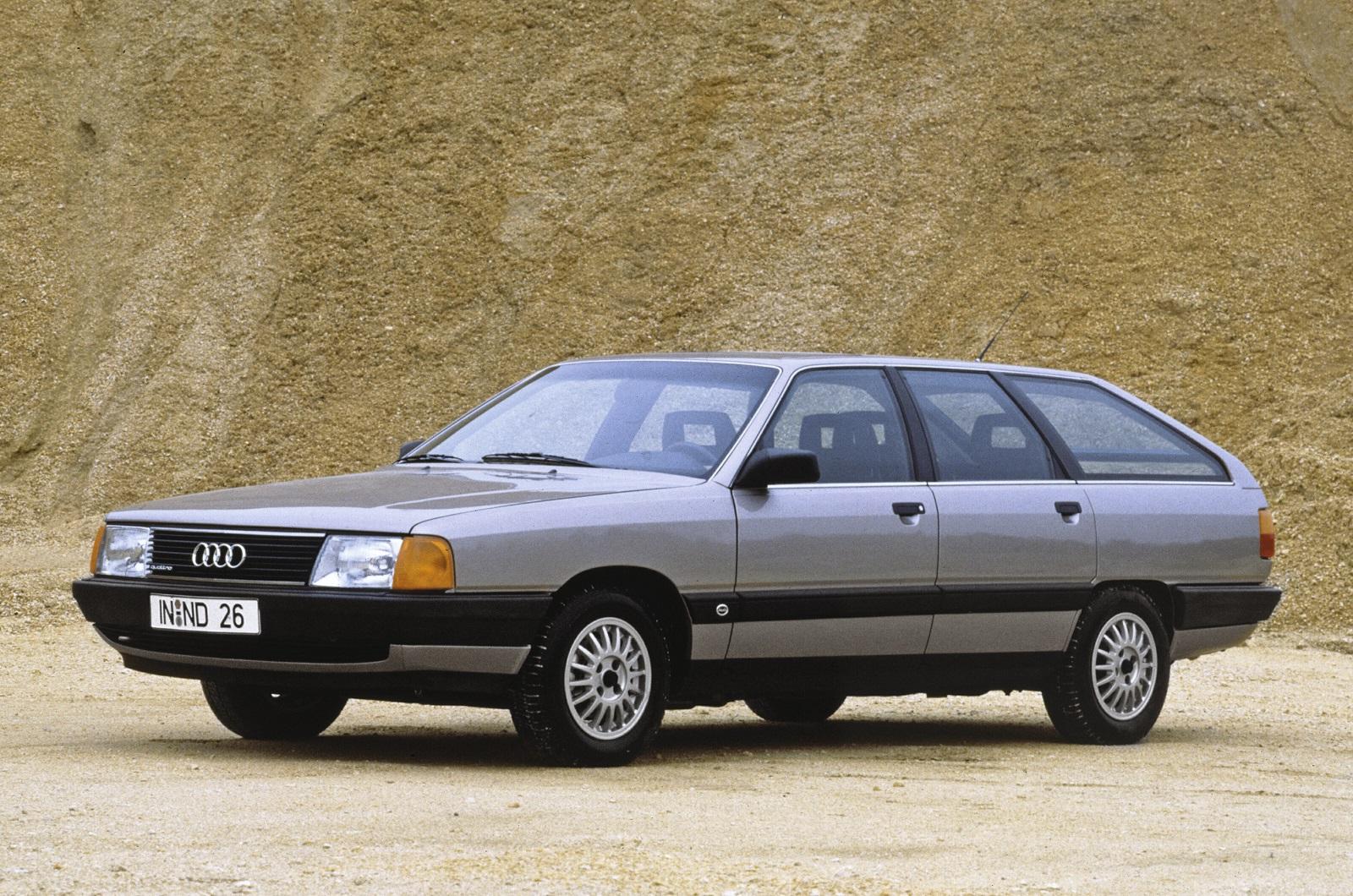 A Picture History Of Fast Audi Estates Autocar