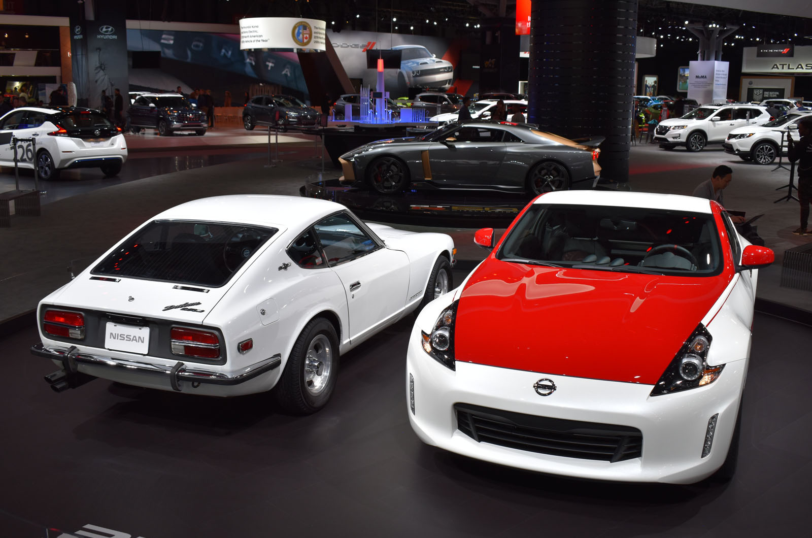 From 240z To Gt R 50 Years Of Nissan Sports Cars Autocar