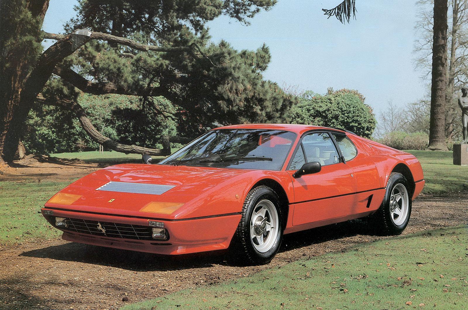 The Greatest Cars By Pininfarina Autocar