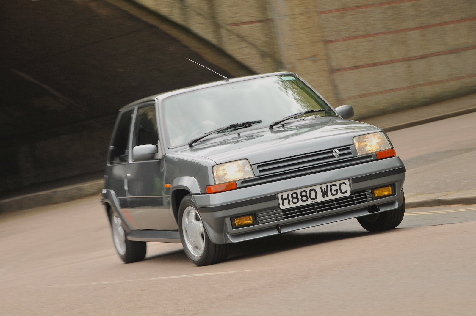 Renault 5 Gt Turbo Better Than The 205 Gti Autocar