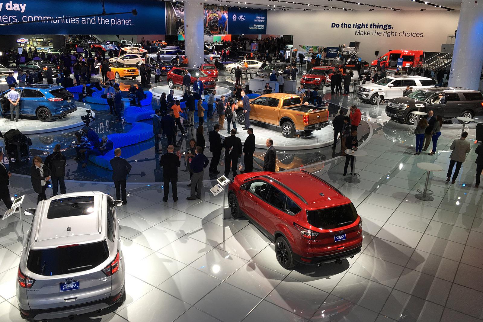Detroit motor show | Autocar
