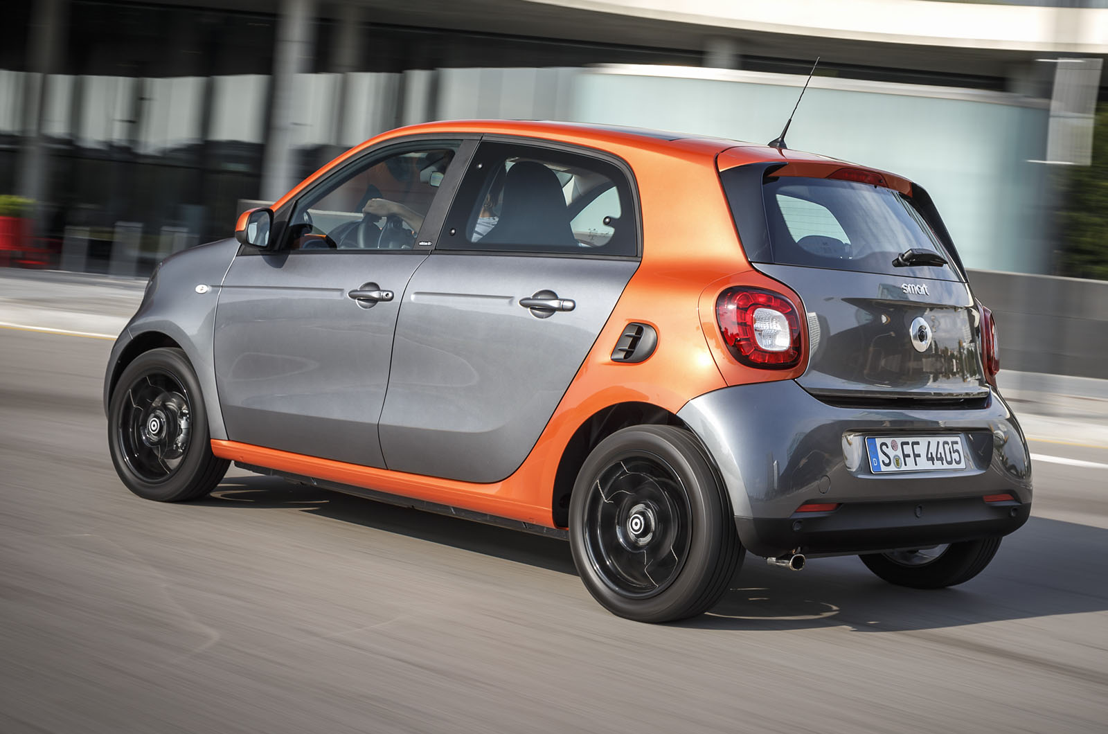 2015 smart fortwo and forfour pricing engines and specs autocar. Black Bedroom Furniture Sets. Home Design Ideas