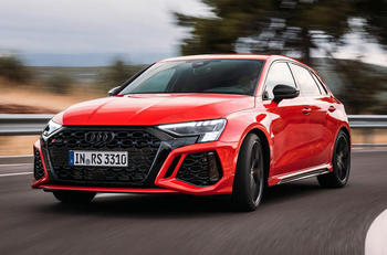 21 audi rs3 2021 first drive review cornering front