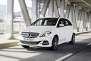 Mercedes-Benz B-class Electric Drive prototype first drive review