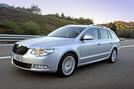 Skoda Superb estate 2.0 TDI