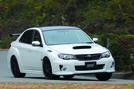 Subaru Impreza WRX STI Nurburgring