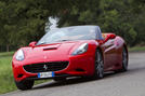 Ferrari California stop-start