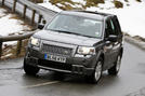Land Rover Freelander Stop-Start