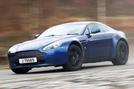 GMR 600 Aston Martin V8 Vantage first drive review