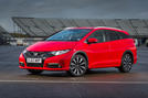 Honda Civic Tourer i-DTEC SR first drive review