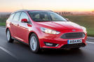 2014 Ford Focus Estate 1.5 TDCi UK review