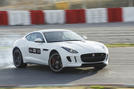 Jaguar F-type R coupe prototype