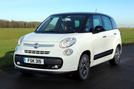 Fiat 500L MPW first UK drive review