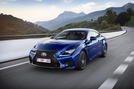 Lexus RC F first drive