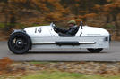 2014 Morgan Three Wheeler first drive review