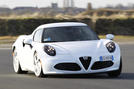 Alfa Romeo 4C UK first drive review