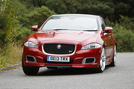 Jaguar XJR first drive review