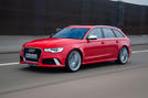 Audi RS6 first drive review