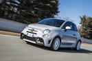 Abarth 595 Essesse 2019 first drive review - hero front
