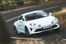 Alpine A110 Pure 2019 UK first drive review - hero front