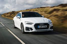 Audi A5 Coupe 2020 UK first drive review - hero front