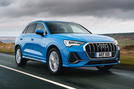 Audi Q3 45 TFSI 2019 first drive review - hero front