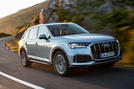 Audi Q7 2019 first drive review - hero front