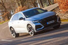 Audi RS Q8 2020 UK first drive review - hero front