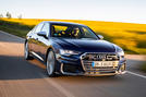 Audi S6 2019 first drive review - hero front