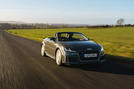 Audi TT Roadster 2019 UK first drive review - hero front