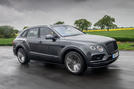 Bentley Bentayga Speed 2019 UK first drive review - hero front