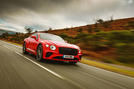 Bentley Continental GT V8 2020 UK first drive review - hero front